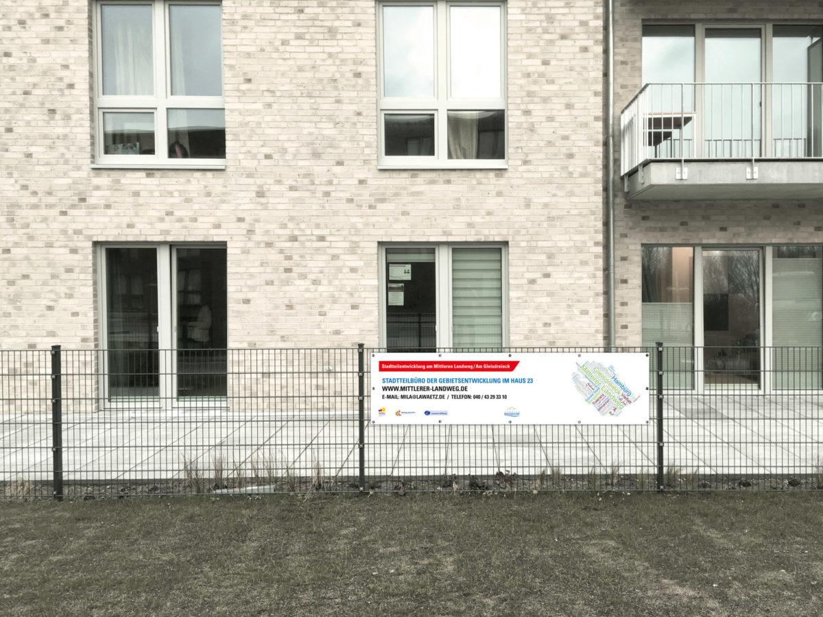 Stadtteilbüro im Haus 23 geöffnet