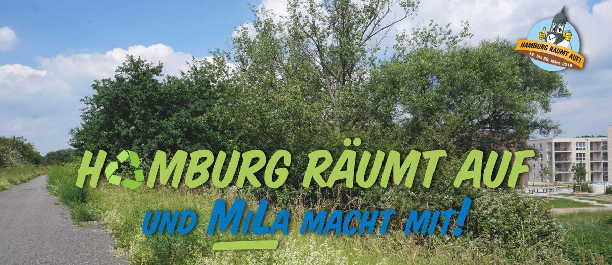 Hamburg räumt auf!