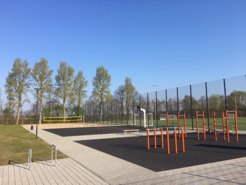 Frühlingsfest auf der Sportanlage