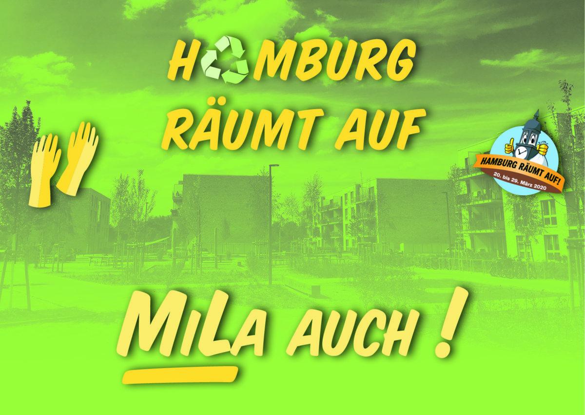 Abgesagt: Hamburg räumt auf
